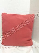 """Pottery Barn West Elm Walton Sofa Chair REPLACEMENT Pillow Lotus Pink 22"""" Square"""