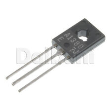 2SA1380E Original New Sanyo Power Transistor 0.1A 200V PNP Si TO-126 3 Pin A1380