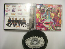 MAROON 5 Overexposed – 2012 INDIAN CD – Rock, Funk – V RARE!