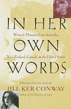 In Her Own Words: Women's Memoirs from Australia, New Zealand, Canada, and the