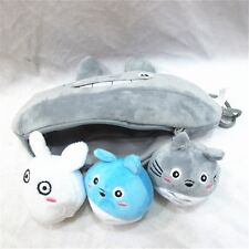 My Neighbor Totoro Peas In a Pod 22cm Stuffed Soft Plush Doll Toy Gift Cute