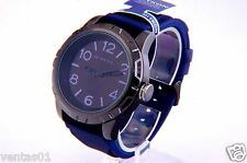 Navy Blue Sport Watch with decorative big numbers dial Water Resist 30M B2450