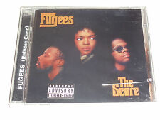 The Score [PA] by Fugees (CD, Feb-1996, Ruffhouse) NEW SEALED