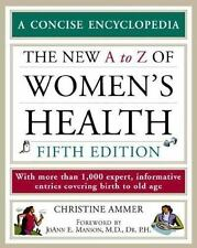The Encyclopedia Of Women's Health (Facts on File Library of Health and Living)O