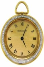 Jaeger Le Coultre 18 K Gold travel Watch