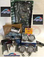 92-95 HONDA CIVIC ENGINE REBUILD KIT YCP 75MM VITARA LOW COMPRESSION PISTONS