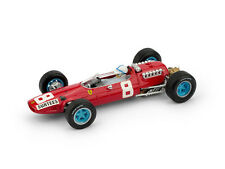 Ferrari 512 F1 J. Surtees 1965 #8 Ret. Italy GP + Driver Figure 1:43 Model BRUMM