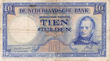 Nederland - Netherlands 10 Gulden 1945 II Willem I Pn 46-2 - 1AM444001