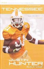 2011 Tennessee Vols vs Cincinnati Bearcats NCAA Football Playbook Justin Hunter