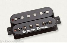 SEYMOUR DUNCAN BLACK WINTER TREMBUCKER BRIDGE BLACK