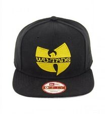 WUTANG WU-TANG Clan New Era Original Fit Snapback Hat Cap - Brand New With Tags