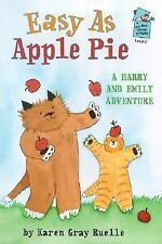 Easy As Apple Pie: A Harry and Emily Adventure (A Holiday House Reader, Level 2