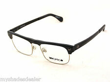 New Spy Optics JACKSON RX Glasses Sunglasses Black Metal & Silver Frames ONLY
