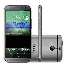 Unlocked New HTC ONE M8 Quad-core Android V6.0 Smartphone - 32GB - Gunmetal Grey