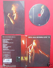 dvd mina alla bussola live 72 fly me to the moon laia ladaia the groove merchant