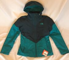 THE NORTH FACE Women's ARYIA Triclimate 3 in 1 Jacket Kodiak Blue, Medium, NEW!!