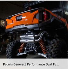 Polaris General 2016-2017 HMF Performance Series Dual Full Exhaust RZR1000S