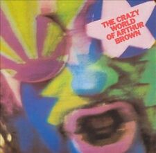 The Crazy World of Arthur Brown by Arthur Brown (CD, Feb-1991, Polydor)
