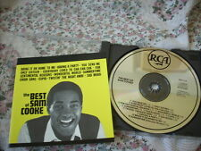 a941981  USA CD Sam Cooke Best