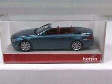 Herpa 033244 BMW 6er Cabrio TM - 1:87 - Unbespielt- OVP