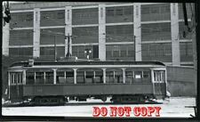 6G311 RP 1939/60s? CAPITAL TRANSIT CAR #965 ECKINGTON BARN WASHINGTON DC