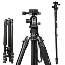 Professional heavy duty Camera tripod Monopod&Ball head for SLR digital Cameras