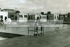 "Trowbridge Swimming Baths nr Longfield Road 6 x 4"" Print - Wiltshire"
