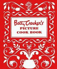 Betty Crocker's Picture Cook Book Betty Crocker Ring-bound