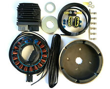 HARLEY DAVIDSON EVO & SHOVEL 38amp 3PHASE CONVERSION UPGRADE KIT