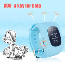Smart Phone Watch Children Kid Wristwatch G36 Q50 GSM GPRS GPS Locator Tracker A