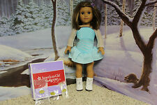 "American Girl 2014 ""Sparkly Ice Skating Set"" - COMPLETE - NIB - SOLD OUT"