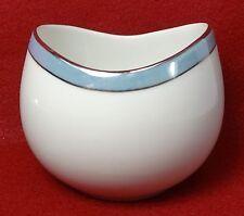 """ROSENTHAL china CORONA BLUE pattern Open Sugar Bowl - 2-3/4"""""""
