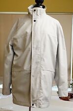 Men's Marc New York Andrew Marc Ivory Color Size Small Down Filled Car Coat