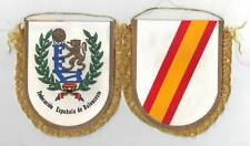 SPAIN BASKETBALL FEDERATION SMALL PENNANT #3 10x12cm