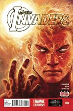 Invaders #4 (NM)`14  Robinson/ Pugh