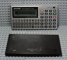 calculatrice CALCULATOR SHARP pc 1246 pocket computer 4 kb