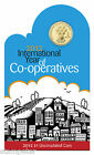 2012 International Year of Co-operatives, $1 Uncirculated Coin, RAM