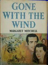 1936 Gone With The Wind hardbound with dust jacket Book Club Edition