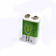1 pc 9V 300mah Ni-Mh rechargeable battery GTL MP3