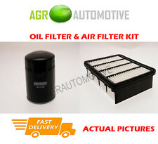 DIESEL SERVICE KIT OIL AIR FILTER FOR MAZDA B2500 2.5 109 BHP 1999-06