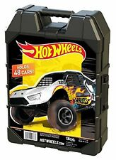 Hot Wheels Molded Car Case Storage 48 Carrying Box Organizer Match Die Cast Cars