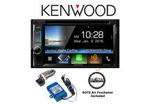 Kenwood DDX6903S DVD Receiver w/ Steering Wheel Controls & Apple CarPlay