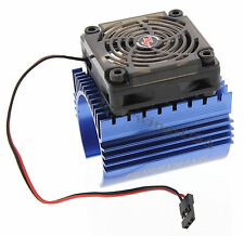 Hobbywing Ezrun C4 5V Cooling Fan + 44 x 65mm Motor Heat Sink System For 1/8 Car
