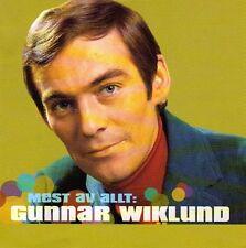 CD Schweden schwedisch, Gunnar Wiklund, Mest Av Allt, His Master's Voice, RAR