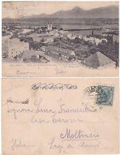 # AUSTRIA - VILLACH 1904 - Blick von stadtpfarrterme ...