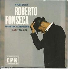 ROBERTO FONSECA - A portrait of  Zamazu - DVD PROMO CARDSLEEVE MINT CNDITION