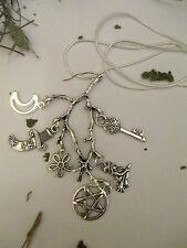 Cimaruta Collana Strega Wicca Pagan Amuleto. protezione da Bad Spirit/Malocchio