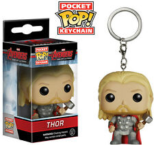 Marvel - Avengers 2 - Thor Funko Pocket Pop! Keychain Toy