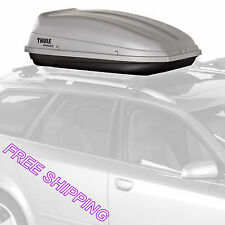 New thule sidekick roof boxes, 682 model, free shipping