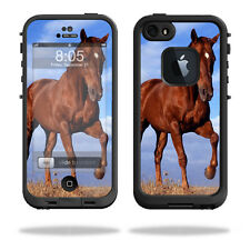 Skin Decal Wrap for LifeProof iPhone 5/5s/SE Case fre Case Horse